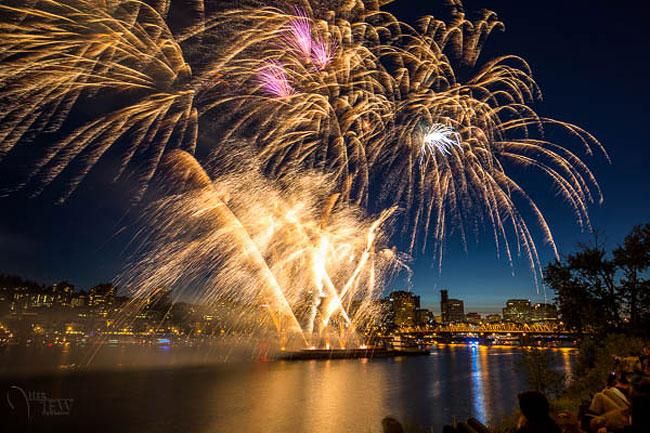 Tips For Fireworks Photography