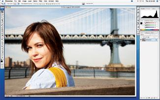 First Look: Photoshop CS3 Beta