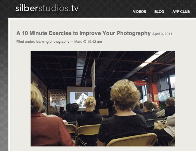 Improve Your Photography In Just Ten Minutes
