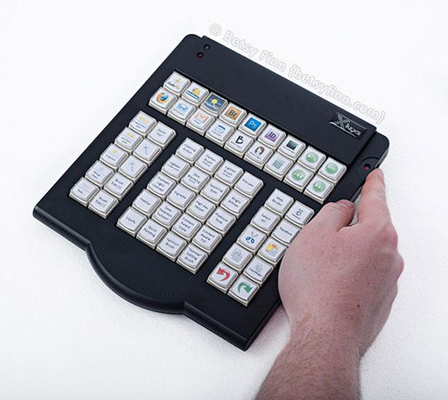 Custom Keyboard For Photographers