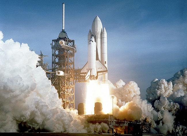 A Visual History Of The Space Shuttle