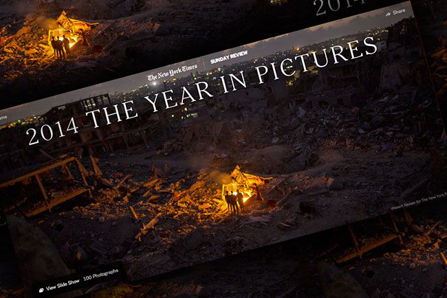The Year 2014 In Pictures
