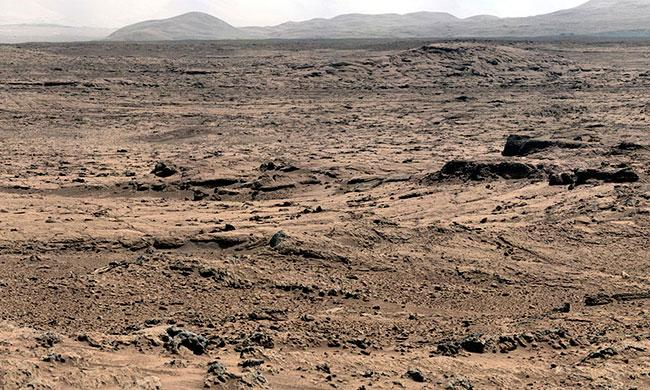 A Year On Mars In Pictures