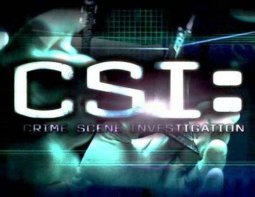 How To Be A CSI Photographer