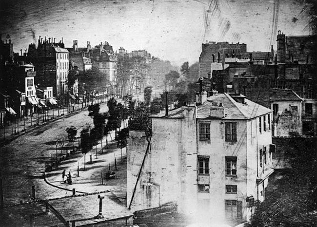 A History Of Photographic Firsts