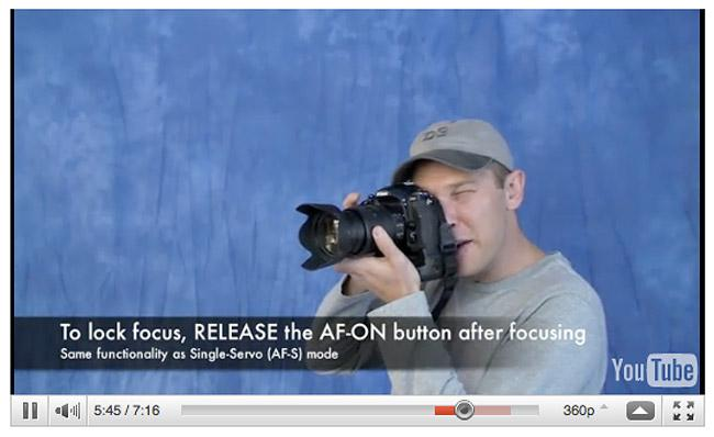 More on back-button focusing