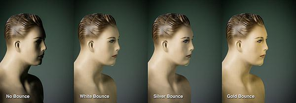 Five Methods for Bouncing Light