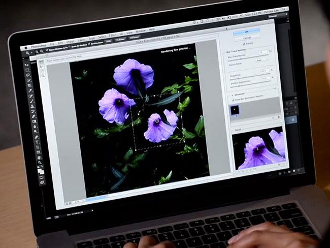Next Up For Photoshop: A Sharpness Fix