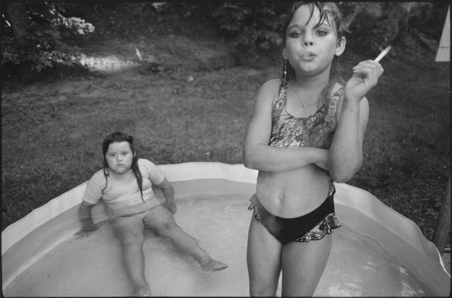 Revisiting Mary Ellen Mark's Portrait Subjects