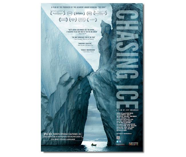 James Balog's Chasing Ice