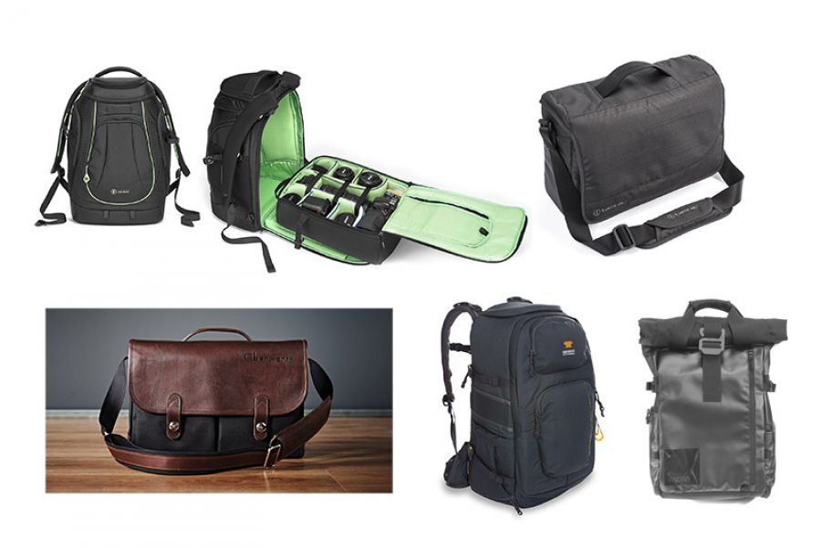 Holiday Shopping List: Camera Bags