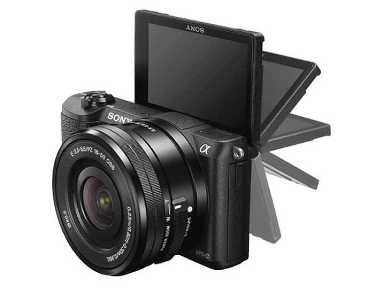Sony Debuts Ultra-Compact α5100