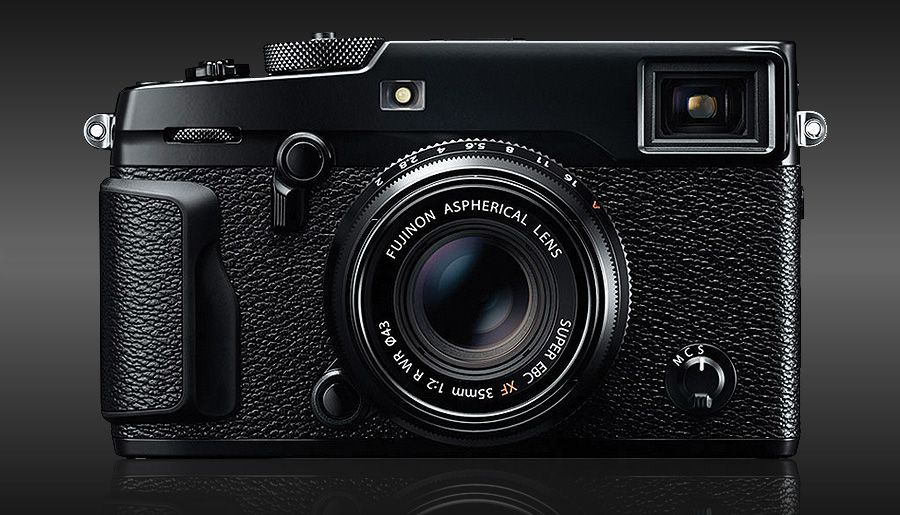 Hands On With The New Fujifilm X-Pro2