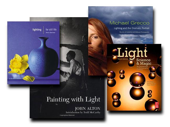 Great Books On Photographic Lighting
