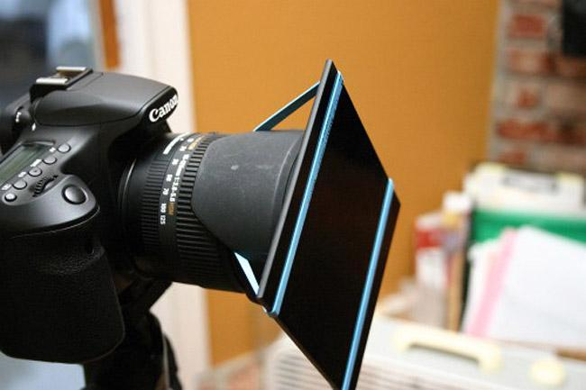Use A Welding Glass As A 10-Stop ND Filter