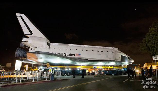 Space Shuttle Endeavour's 26th Trip