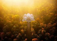 Amazing Aerial Images Of World Landmarks Shot With A Drone