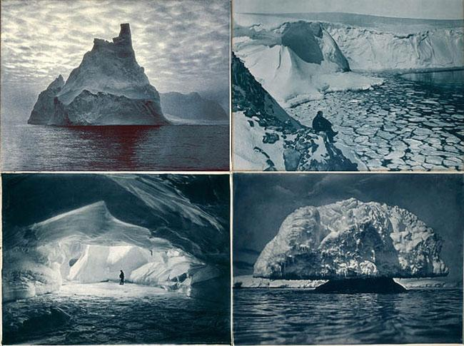 Early Images Of Antarctica