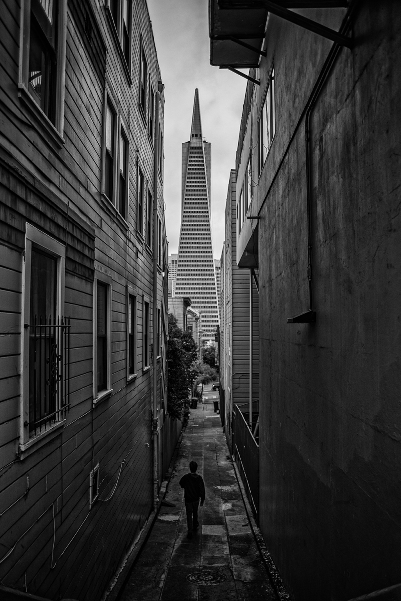 Third Place: Welcome To The World Of San Francisco